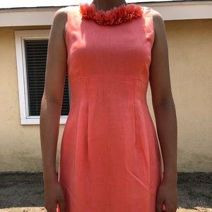 Corral Taylor linen dress